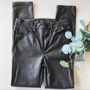Urban Outfitters Faux Leather Skinny Jeans